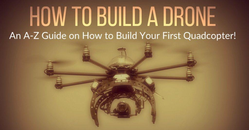 Schemi Elettrici Base Per Principianti : Come costruire un drone la guida definitiva per i principianti