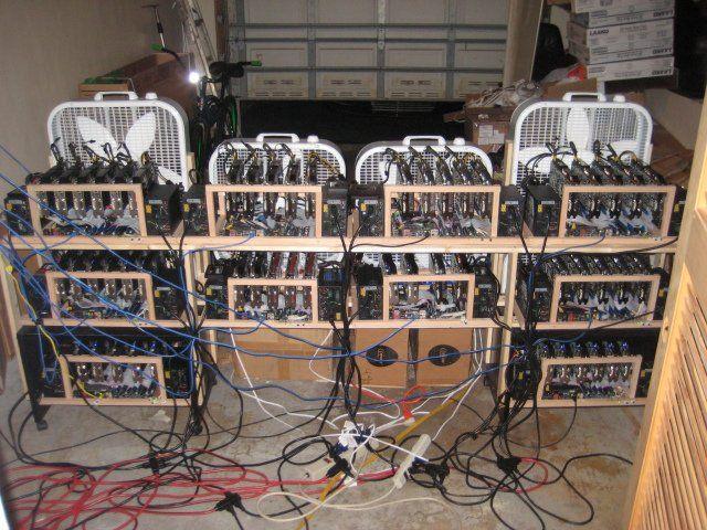 Costruisci una mining rig di ethereum 6