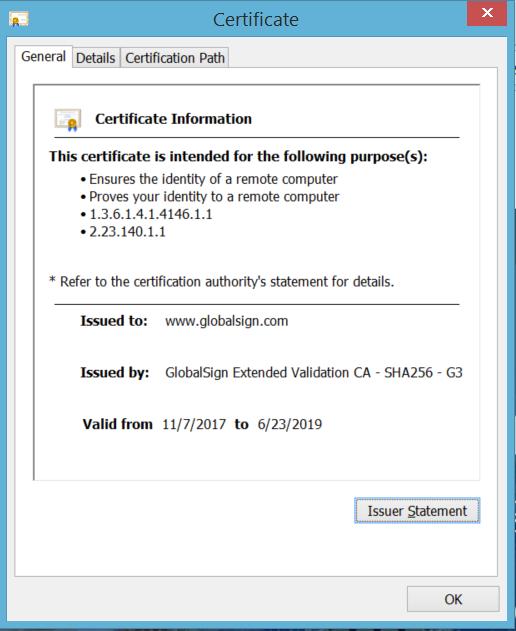 Cos'è un certificato SSL ctyv