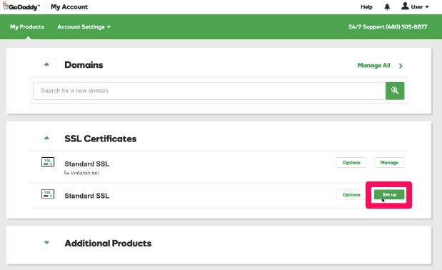 Cos'è un certificato SSL yjg