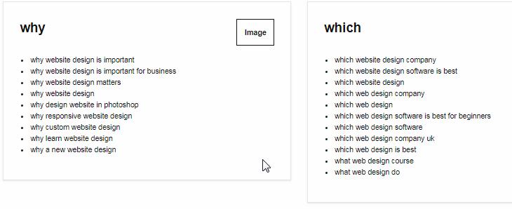 come posizionarsi per molte keyword con un solo contenuto kgv