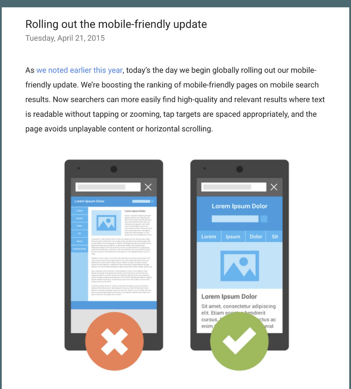 guida definitiva al SEO mobile