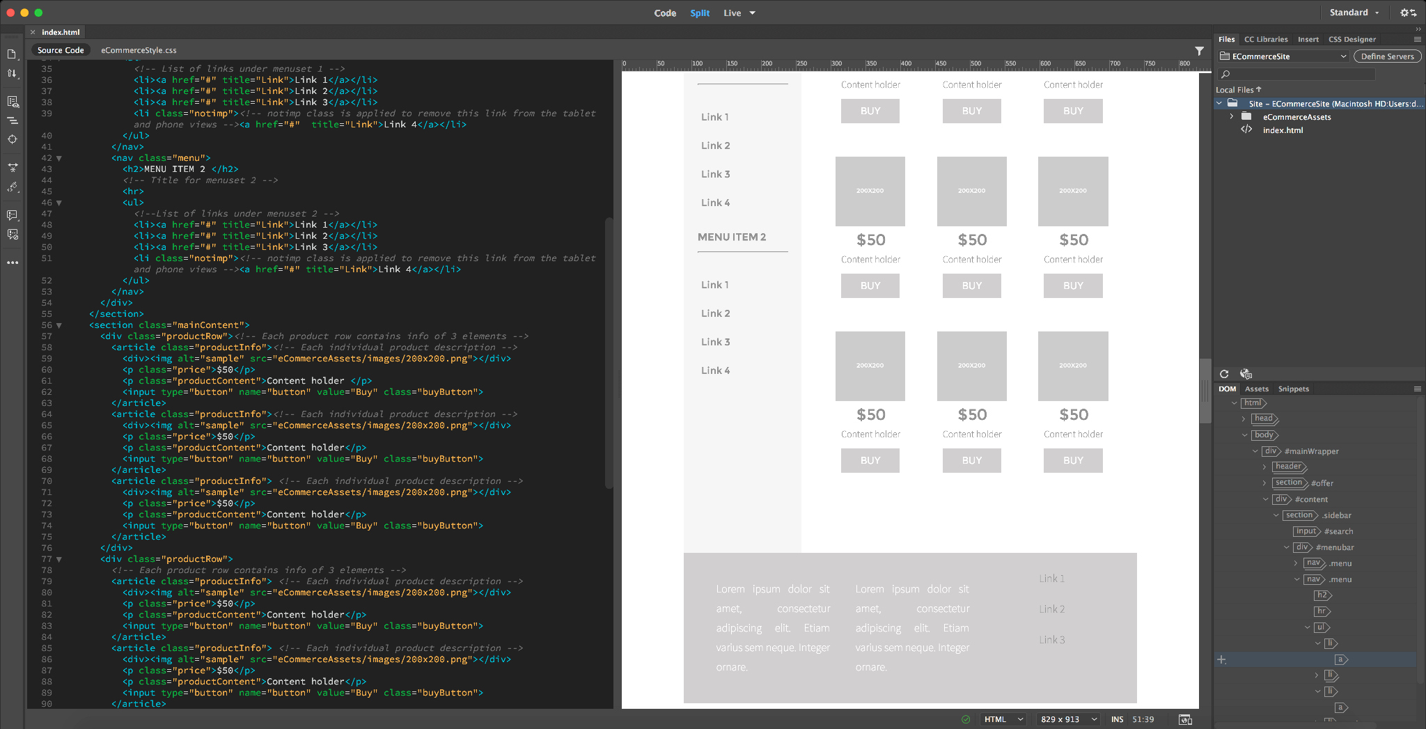 Sito web con Adobe Dreamweaver: Vantaggi e Svantaggi